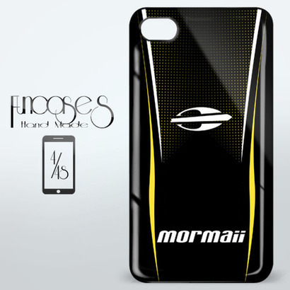 Mormaii iPhone 4 or 4S Case Cover from Funcases | Sport Merchandise | Scoop.it