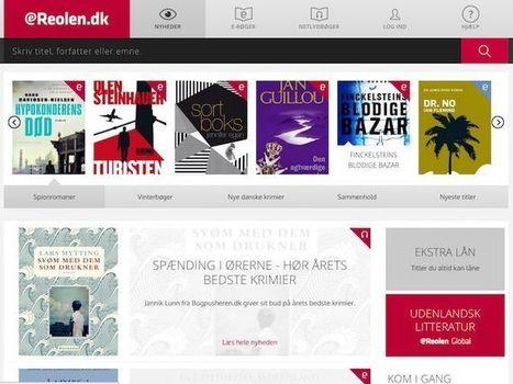 Danemark : le succès du prêt numérique face au boycott d'éditeurs | L'édition numérique pour les pros | Scoop.it