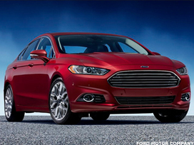 Ford Fusion Could Be the Best-Selling U.S. Car in 2014 - TheStreet.com | Ford | Scoop.it