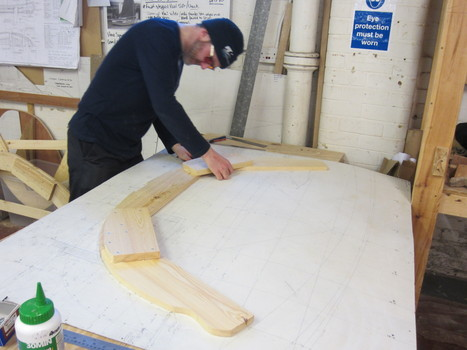 12' Paul Gartside Clinker Dinghy - Boat Building Academy | Boatbuilding, boat repair and boat maintenance | Scoop.it
