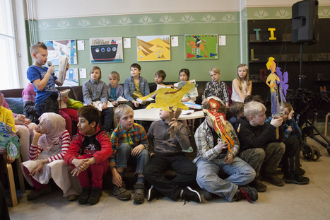 Lukukeskus edistää lukemista ja lukutaitoa | Lukulamppu | Lukutaidot oppimisen taitoina | Scoop.it
