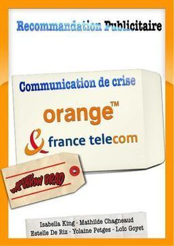 Recommandation Communication de Crise Orange - France Télécom. Agence We Know Brad | suicides france télécom | Scoop.it