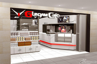Gundam Café to Branch Out Into Other Cities in Japan | Anime News | Scoop.it