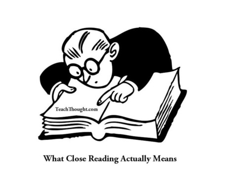 What Close Reading Actually Means | Libraries In the Middle | Scoop.it