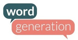 SERP | Word Generation - Teacher Download Center | Cool School Ideas | Scoop.it