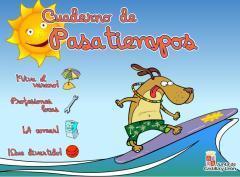 Cuaderno de pasatiempos para el verano - Didactalia: material educativo | Recull diari | Scoop.it