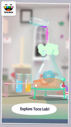 It's Time For Young Scientists To Explore The Toca Lab | Educational Technology - Yeshiva Edition | Scoop.it