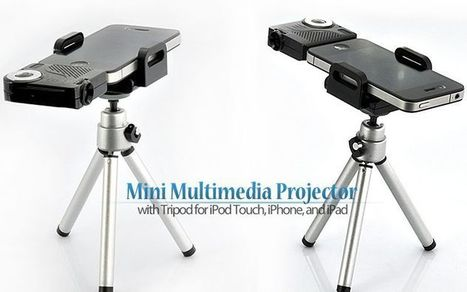 Mini Multimedia Projector with Tripod | Pscyhology, Education, Online Jobs | Scoop.it