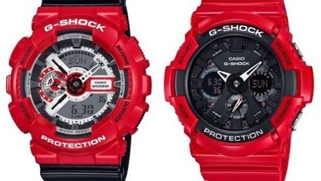 » Fall In Love With G-SHOCK For Valentines Day | The Hype Magazine | Scoop.it