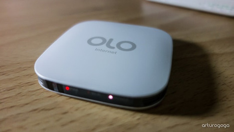 Olo Mini Router. Un Análisis | Avances Industriales | Scoop.it