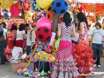 Exploreseville.com: Feria de Abril, Seville | Sophisticated Spain | Scoop.it