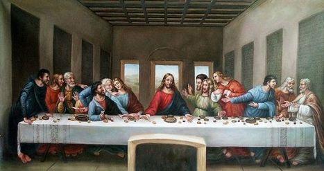 Un profesor de teologie si-a pus CRESTINII in cap cu aceasta TEORIE! Ce s-a intamplat cu Iisus la Cina cea de Taina!   Cap Limpede   Scoop.it