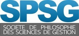 SPSG | Appel à contribution pour le 4ème Congrès Philosophie(s) du Management | Philosophie en France | Scoop.it