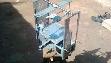 This African Inventor Created A $100 3-D Printer From E-Waste ... | Autodesk | Scoop.it