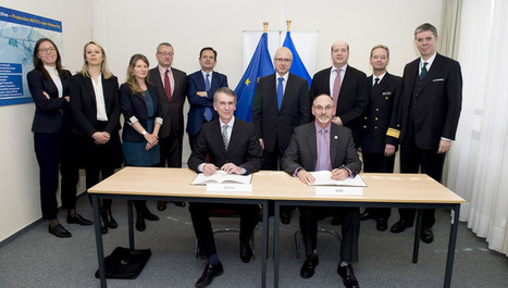 NATO and the European Union enhance cyber defence cooperation | Cyber Defence | Scoop.it
