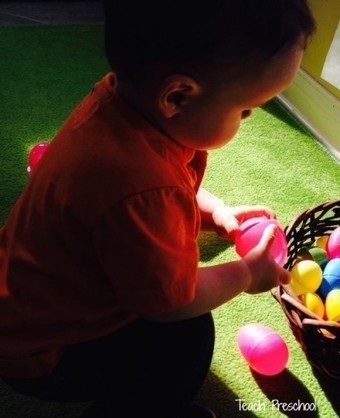 Five simple classroom lessons we can learn from a plastic Easter egg | Teach Preschool | Scoop.it