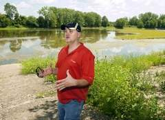 Purdue professor studies how drought creates hard times for aquatic species - Journal and Courier   Y7 Planet Under Pressure   Scoop.it