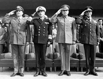 Junta militar chilena | Dictaduras en América Latina | Scoop.it