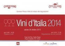 DEGUSTAZIONE TRE BICCHIERI 2014 | 26 OTTOBRE TEATRO REGIO TORINO - Piemonte - Cantine e Vini d'Italia - Vinit guida enogastronomica | Vinitours | Scoop.it