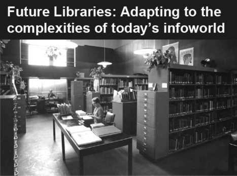 FuturistSpeaker.com – A Study of Future Trends and Predictions by Futurist Thomas Frey » Blog Archive » Future Libraries and 17 Forms of Information Replacing Books | The Information Professional | Scoop.it