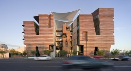 [Phoenix Biomedical Campus, Phoenix, AZ, USA] Health Sciences Education Building / CO Architects | The Architecture of the City | Scoop.it