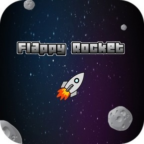 Flappy Rocket Extreme | iOS Games | Scoop.it
