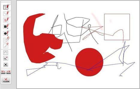 5 herramientas online gratuitas para dibujar   ARTE, ARTISTAS E INNOVACIÓN TECNOLÓGICA   Scoop.it