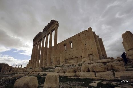Faire revivre les ruines de Palmyre | Monde | Observatoire Mémoire et Patrimoine au Liban et en Syrie | Scoop.it