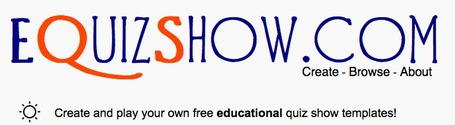 eQuizShow Online Templates | Integrating Technology in World Languages | Scoop.it
