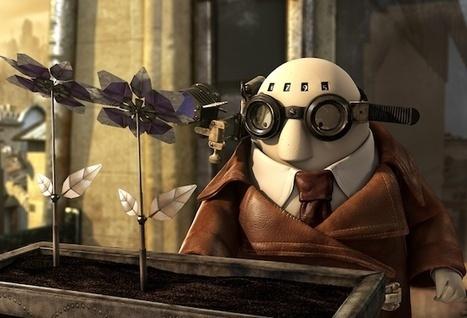 Vidéo : Mr Hublot, Oscar du court métrage d'animation | Animation 2D et 3D | Scoop.it