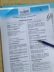 Convention de stage : un document obligatoire pour tout stage en ... - Le Parisien Etudiant   Toute l'actualité du stage et des étudiants   Scoop.it