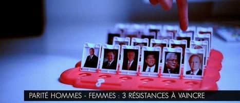 Parité hommes - femmes : 3 résistances à vaincre | Les Femmes de Génie sont rares ? | Scoop.it