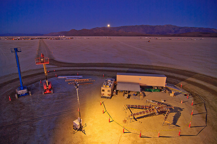 Corporate Donations Catch Fire at Burning Man | Sustainable Futures | Scoop.it