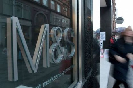 Marks and Spencer reports its first rise in annual profits for four years | Business Scotland | Scoop.it