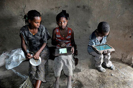 Ethiopian kids hack OLPCs in 5 months with zero instruction | Mobile Learning Tech | Scoop.it