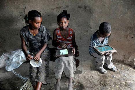 Niños etíopes consiguen hackear tablets Android sin conocimientos en 5 meses « El Android Libre | Carreras en Administración de Empresas | Scoop.it