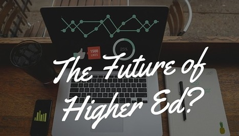 Attention, Higher Ed Futurists: Are You Ready to Shape 2016? | NextGen Learning | JRD's higher education future | Scoop.it