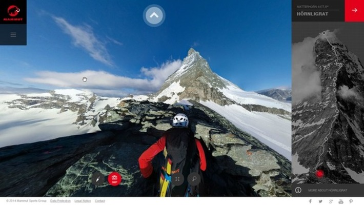 Edu-Curator: Een virtuele beklimming van de vulkaan Etna, de Eiger en de Matterhorn | Educatief Internet - Gespot op 't Web | Scoop.it