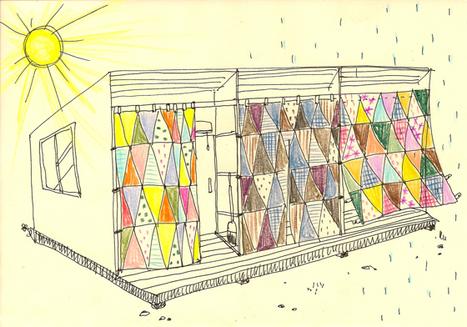 [Eng] Un atelier dans une ville dévastée par le tsunami trouve un second usage aux vieux parapluies | The Mainichi Daily News | Japon : séisme, tsunami & conséquences | Scoop.it