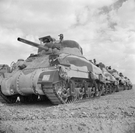 24th October 1942: El Alamein – the infantry go forward | History Around the Net | Scoop.it