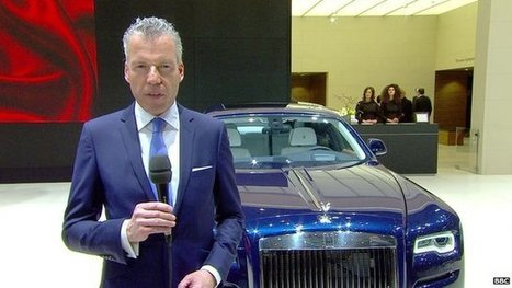 Rolls-Royce sales drop in new markets | Royal Russell Business Studies Unit 4 | Scoop.it