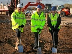 Construction work begins at Beddington ERF - letsrecycle.com | Energy from The Waste | Scoop.it