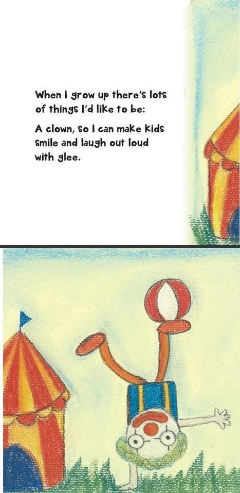 Books Are Magic: Excerpt: When I Grow Up by Matt Williams | EliteBookPromotions | Scoop.it