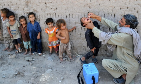 Afghan Taliban bans polio vaccination teams from southern Helmand | Anti _Nanny | Scoop.it