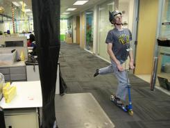 The office is shrinking as tech creates workplace everywhere | Information Technology | Scoop.it