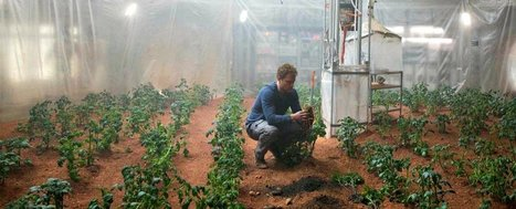 Tomatoes, peas, and 8 other crops have been grown in Mars-equivalent soil | Science is Awesome | Scoop.it
