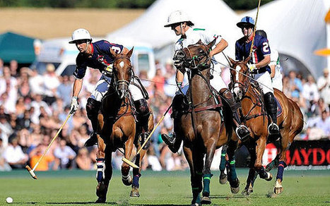 Drones are the 'perfect tool' to help shape polo's future - Telegraph | horse-celebrities | Scoop.it