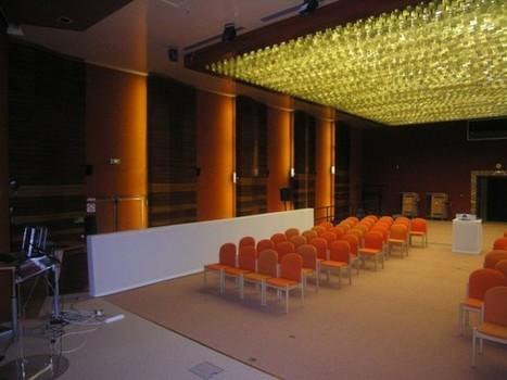 Des nuages pour le confort acoustique d'un auditorium   Aménagement des espaces de vie   Scoop.it