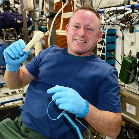Nasa just emailed a wrench to space (Wired UK) | IT & FS | Scoop.it