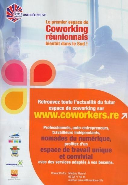 Espace coworking de la CCI Réunion | La Cantine Toulouse | Scoop.it